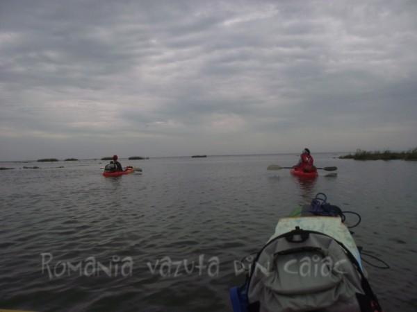 Tura caiac Delta Romania