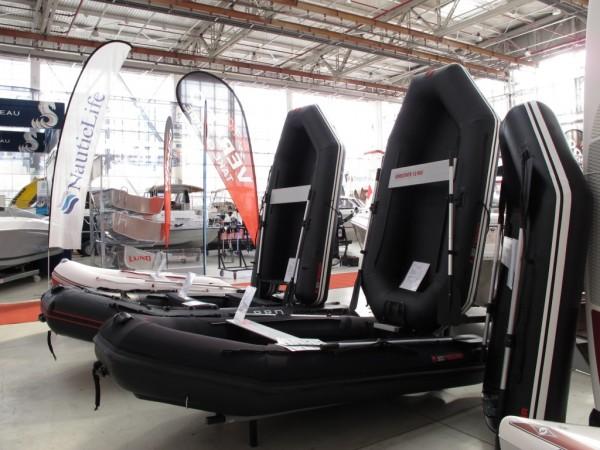 Barci pneumatice 3D Tender