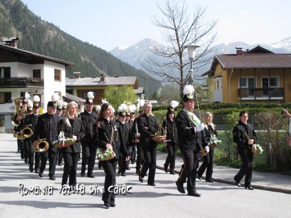 1 Mai in Austria