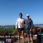 Lucian Ionescu si Dan M.