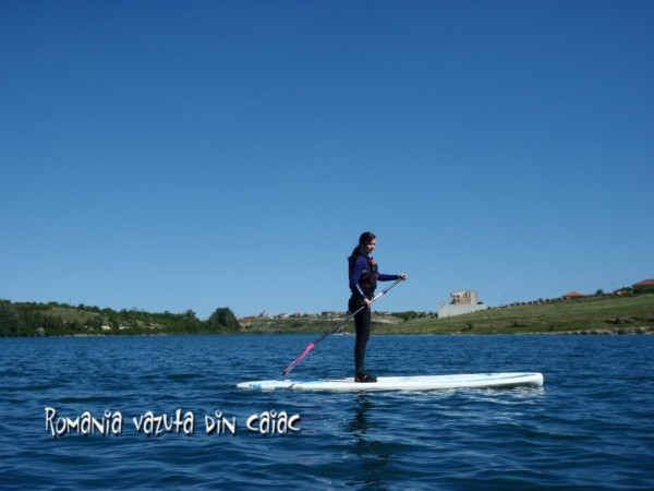 Stand Up Paddling -Wing