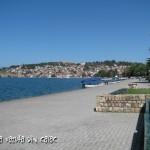 Stand-Up Paddling la Ohrid0101