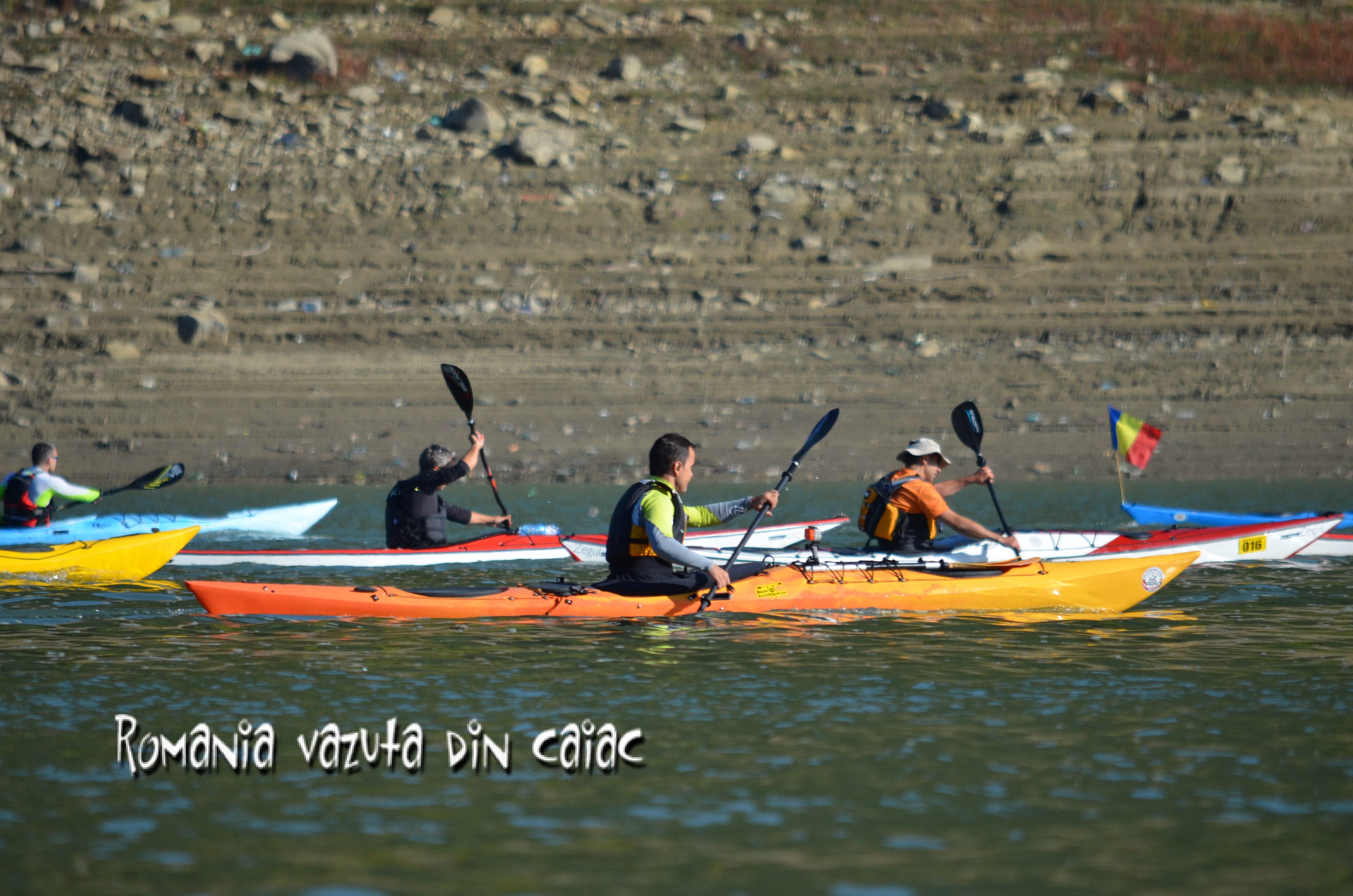Bicaz Kayak Fest-Romania Din caiac0120