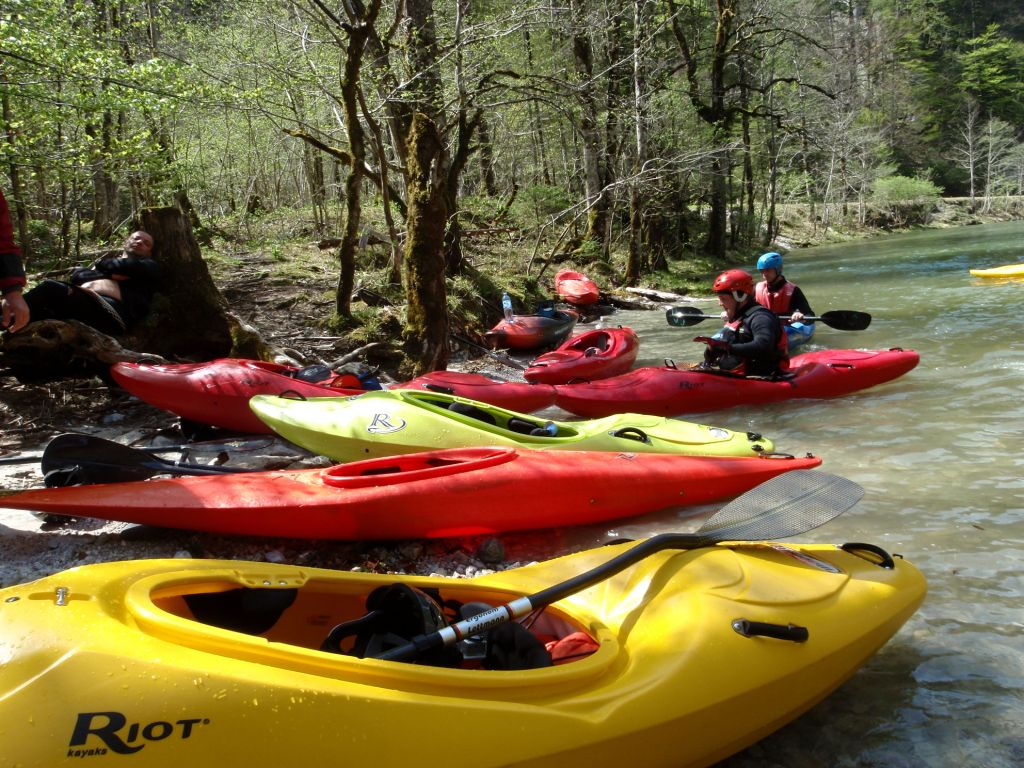 Caiace-Riot-Magnum-curs-whitewater-Salza