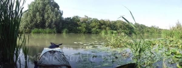 Delta Dunarii, tura in caiace Riot