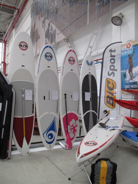 PlaciStand Up Paddling