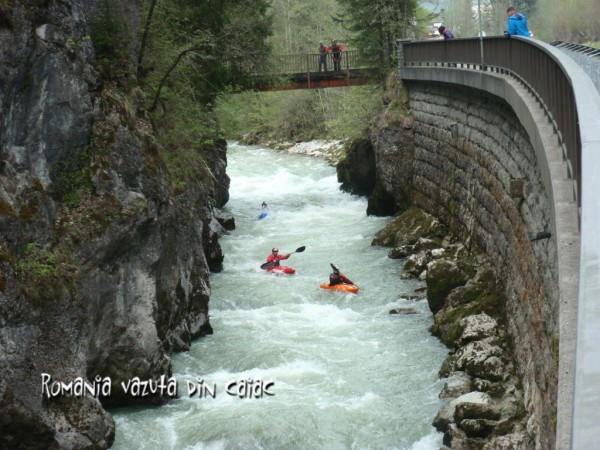 Curs whitewater caiace Magnum