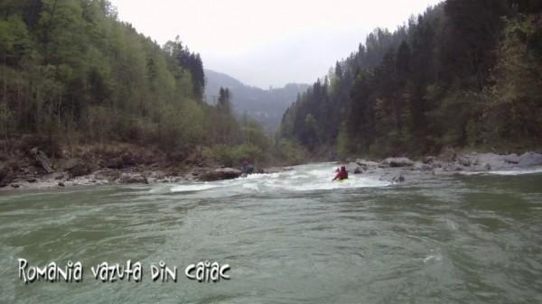Curs caiac white water Austria