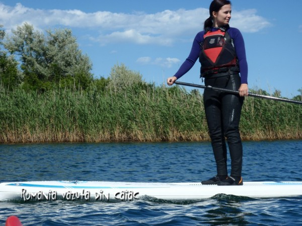 Stand Up Paddle -placa Wing BIC Sport