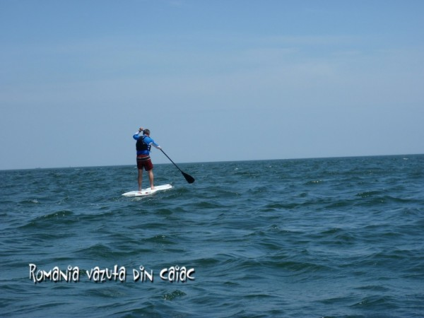 Stand up paddling pe WING 12'6