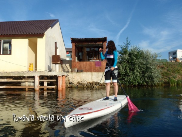 Placa Stand up paddle Wing 12'6'